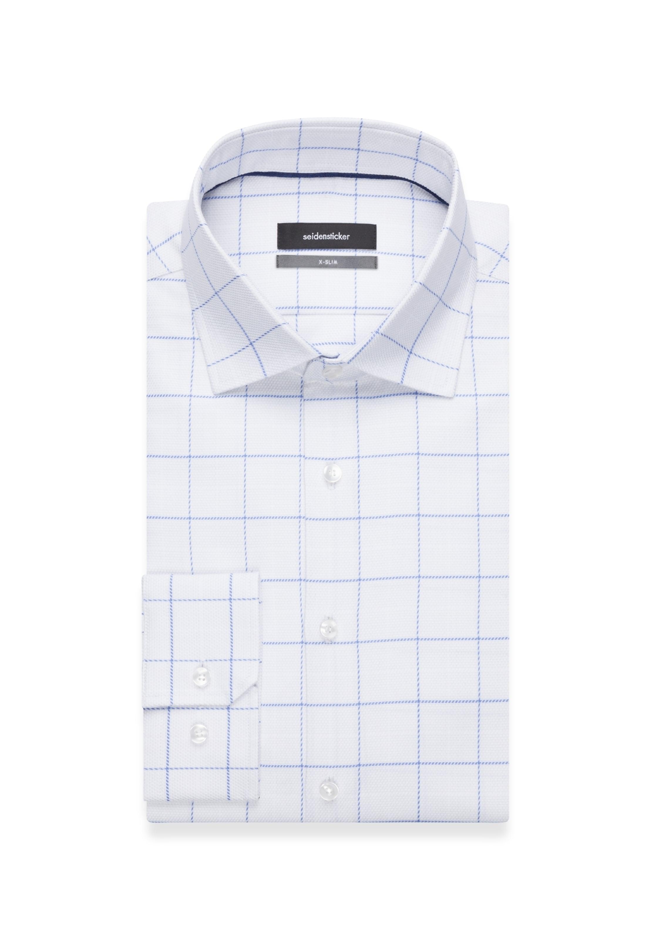 RauchblauWeiß Hemd In Hemd Seidensticker Seidensticker zMSpVqGU