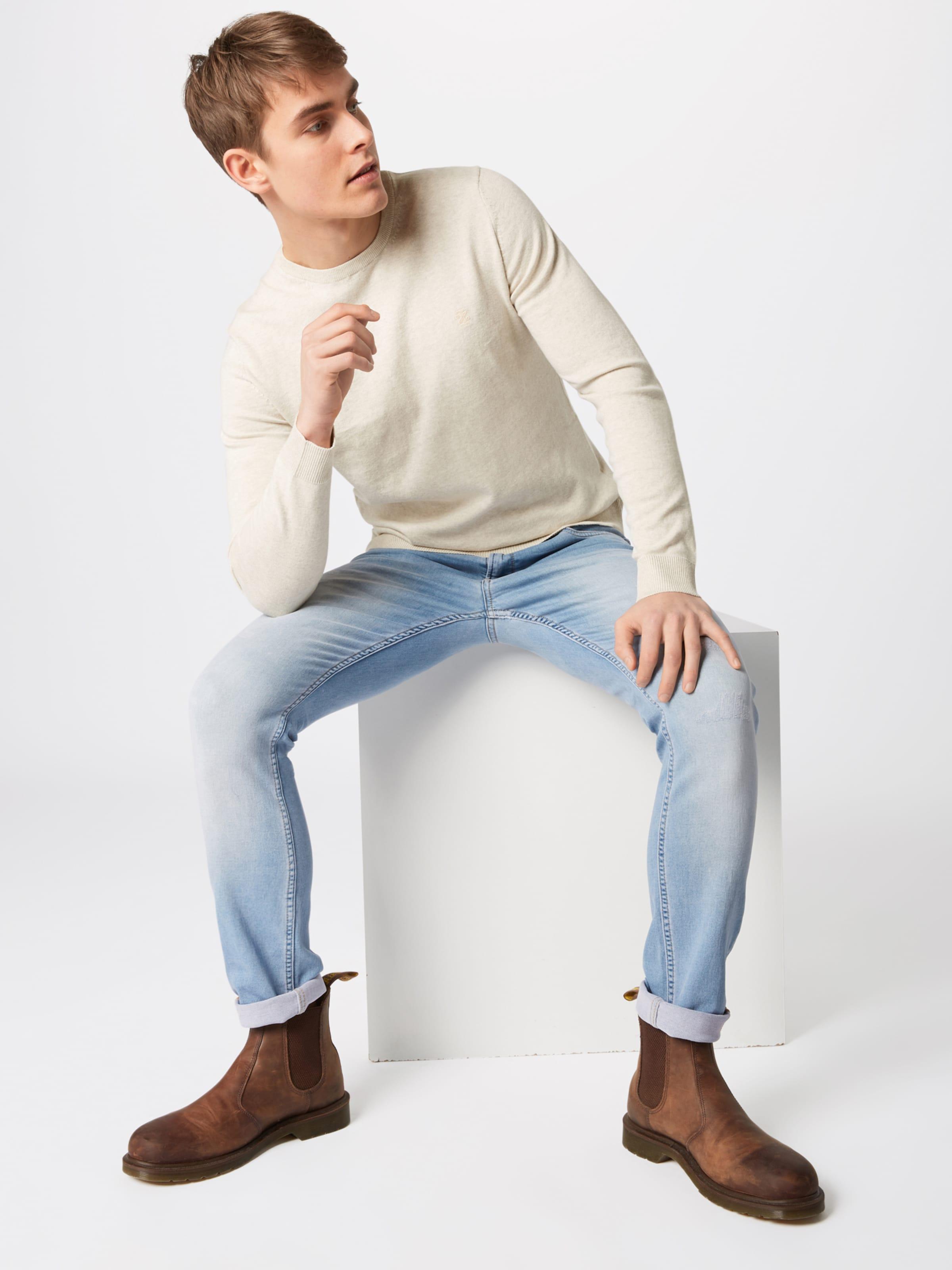 solid In Denim joy Jeans Hyb' 'slim Blue149 Blue IYDWHE29