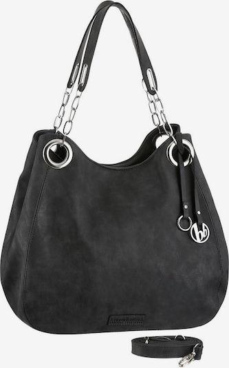 BRUNO BANANI Tasche in schwarz, Produktansicht