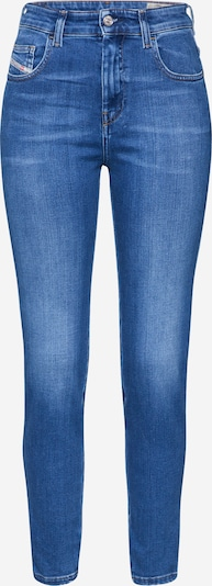 DIESEL Jeans 'D-SLANDY-HIGH' in de kleur Blauw denim, Productweergave