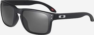 OAKLEY Sonnenbrille 'Holbrook' in schwarz, Produktansicht
