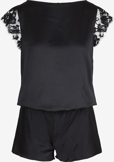 LingaDore Jumpsuit 'ADVENTURE' in schwarz, Produktansicht