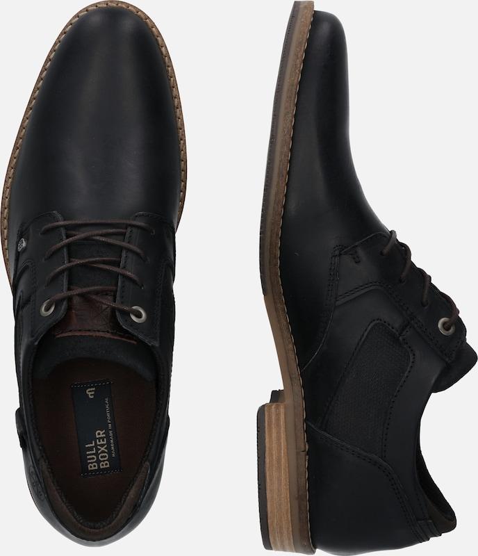 Chaussure En Lacets À Bullboxer Noir 8wvN0mOn