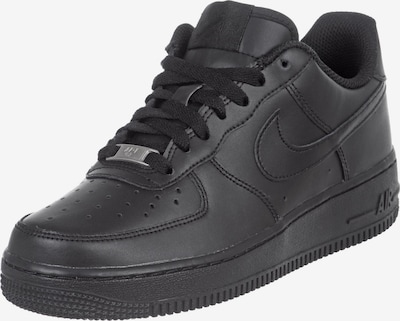 Nike Sportswear Sneaker 'Air Force' in schwarz, Produktansicht