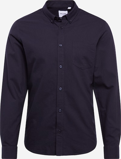 Only & Sons Hemd 'ALVARO LS OXFORD SHIRT NOOS' in schwarz, Produktansicht