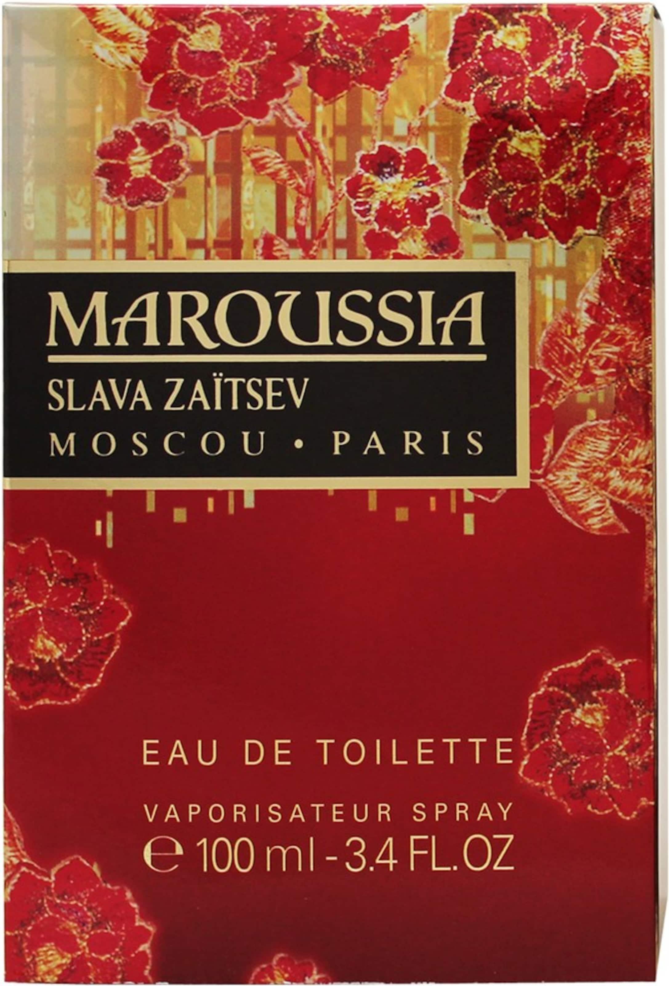 Slava Zaitsev 'Maroussia', Eau de Toilette