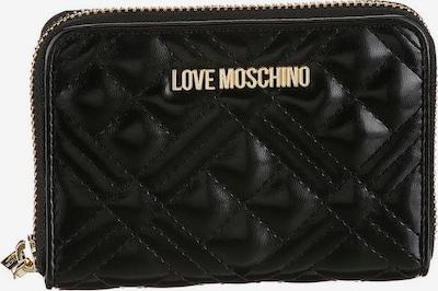 Love Moschino Geldbörse in schwarz, Produktansicht