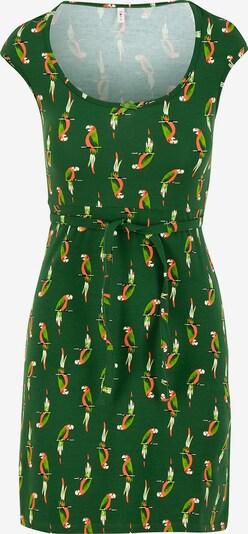 Blutsgeschwister Flamingo Bingo Dress Kleider in grün, Produktansicht