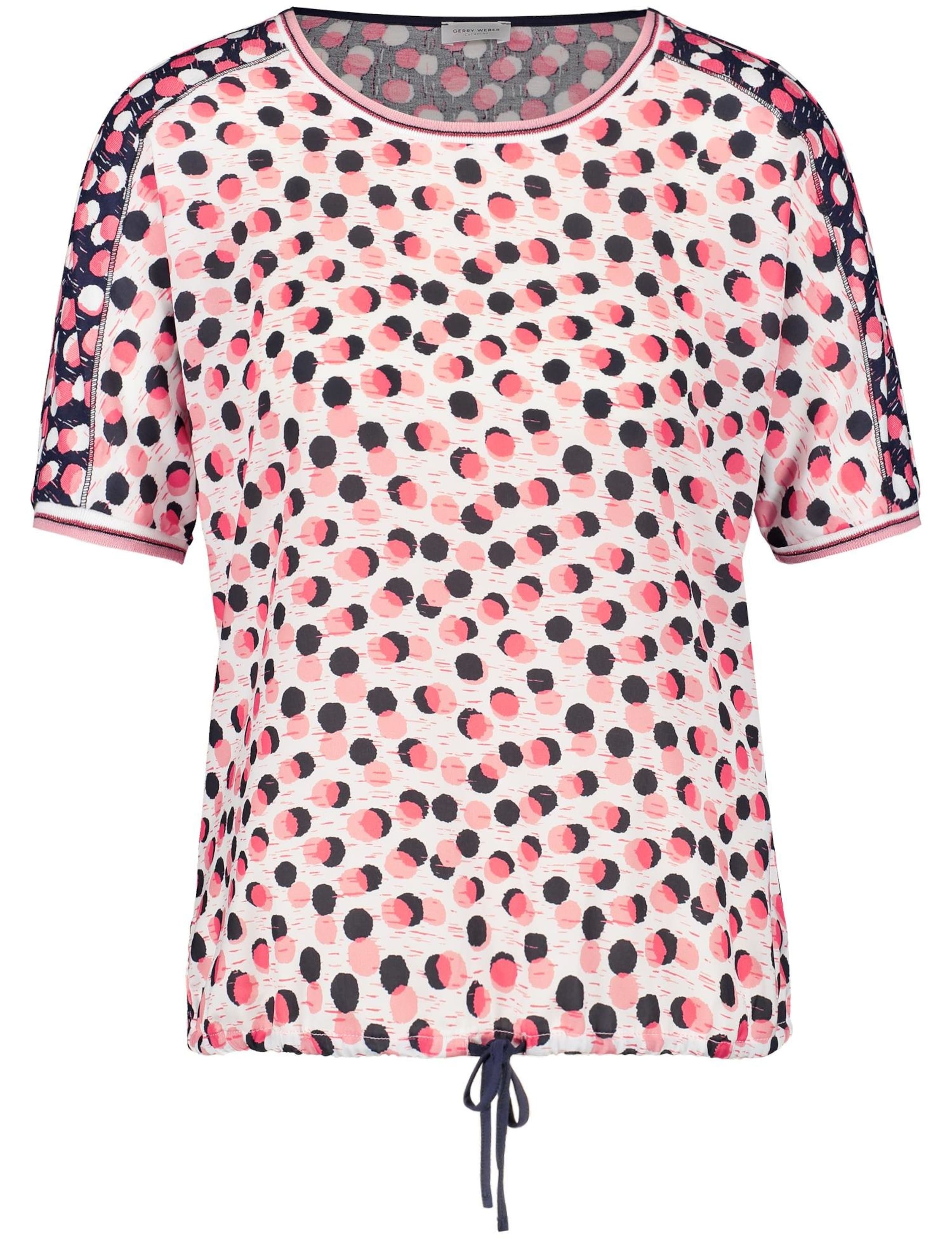 shirt Rot Gerry Weber BlauRosa In T NyOnm8wv0