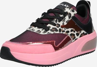 REPLAY Sneaker in mischfarben / pink, Produktansicht