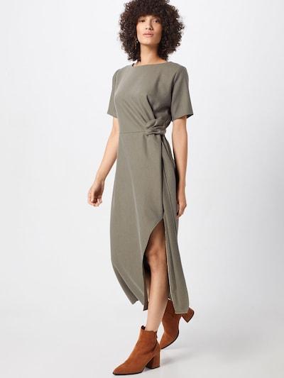 NORR Kleid 'Margo' in oliv, Modelansicht