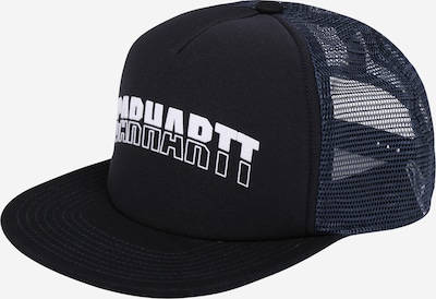 Carhartt WIP Cap 'District Trucker' in navy / weiß, Produktansicht
