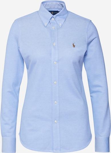 POLO RALPH LAUREN Bluza 'HEIDI' | svetlo modra barva, Prikaz izdelka