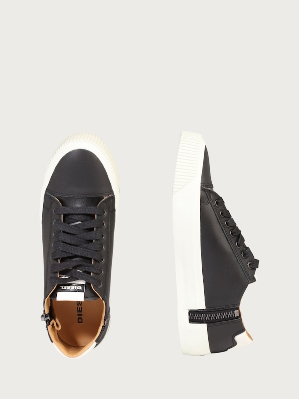 DIESEL 'ZIP-TURF S-VOYAGE LOW' Sneakers