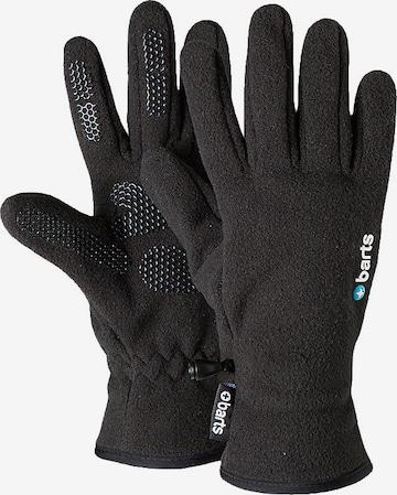 Barts Gloves in Black