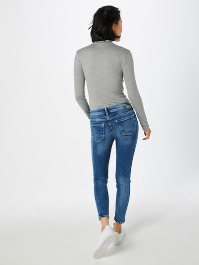 Gang Jeans 'Faye' in blue denim: Rückansicht