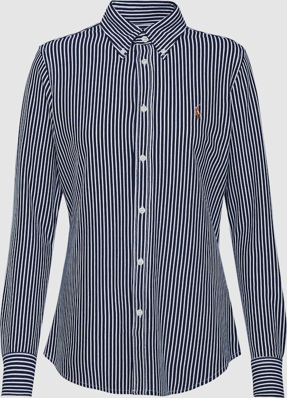 POLO RALPH LAUREN Hemd in navy   weiß  Neue Kleidung in dieser Saison