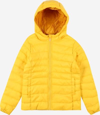 KIDS ONLY Prehodna jakna 'TAHOE' | rumena barva, Prikaz izdelka