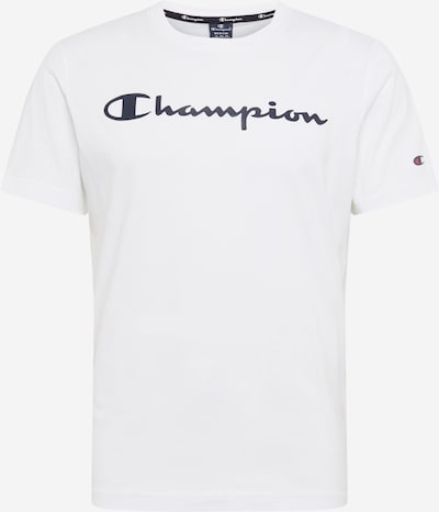 Champion Authentic Athletic Apparel T-Shirt in navy / weiß: Frontalansicht