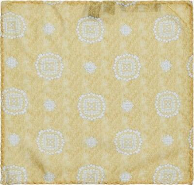 SELECTED HOMME Stoffen mondkapje in de kleur Geel, Productweergave