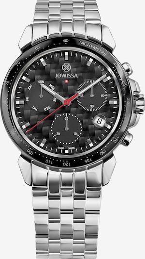 JOWISSA Analoog horloge 'LeWy 18' in de kleur Zilver, Productweergave