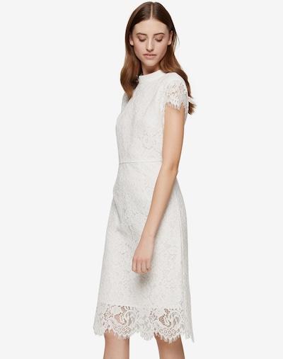 IVY & OAK Robe de cocktail en blanc, Vue avec modèle
