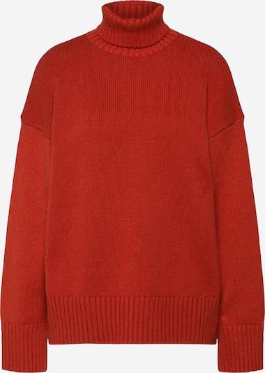 Megztinis 'Marla' iš EDITED , spalva - rūdžių raudona, Prekių apžvalga