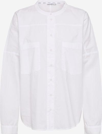 EDC BY ESPRIT Bluse '50s poplin' in weiß, Produktansicht