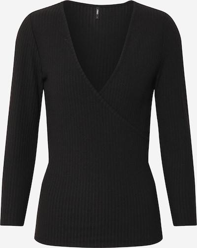 ONLY T-shirt 'onlnella' en noir, Vue avec produit