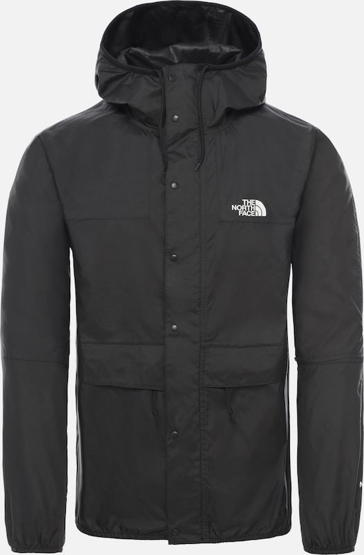 THE NORTH FACE Windbreaker '1985 Seasonal Mountain' in schwarz, Produktansicht