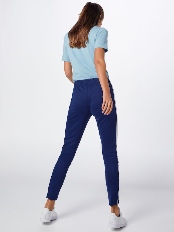 In BlauwWit BlauwWit Adidas In Originals Adidas Broek Originals Broek yvmw80nON
