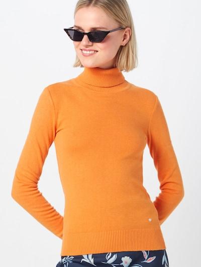 LeGer by Lena Gercke Rollkragen-Pullover 'Elin' in orange, Modelansicht