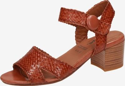 SIOUX Sandale in braun, Produktansicht