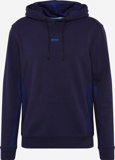 BOSS Sweatshirt 'WQuest' in de kleur Donkerblauw, Productweergave