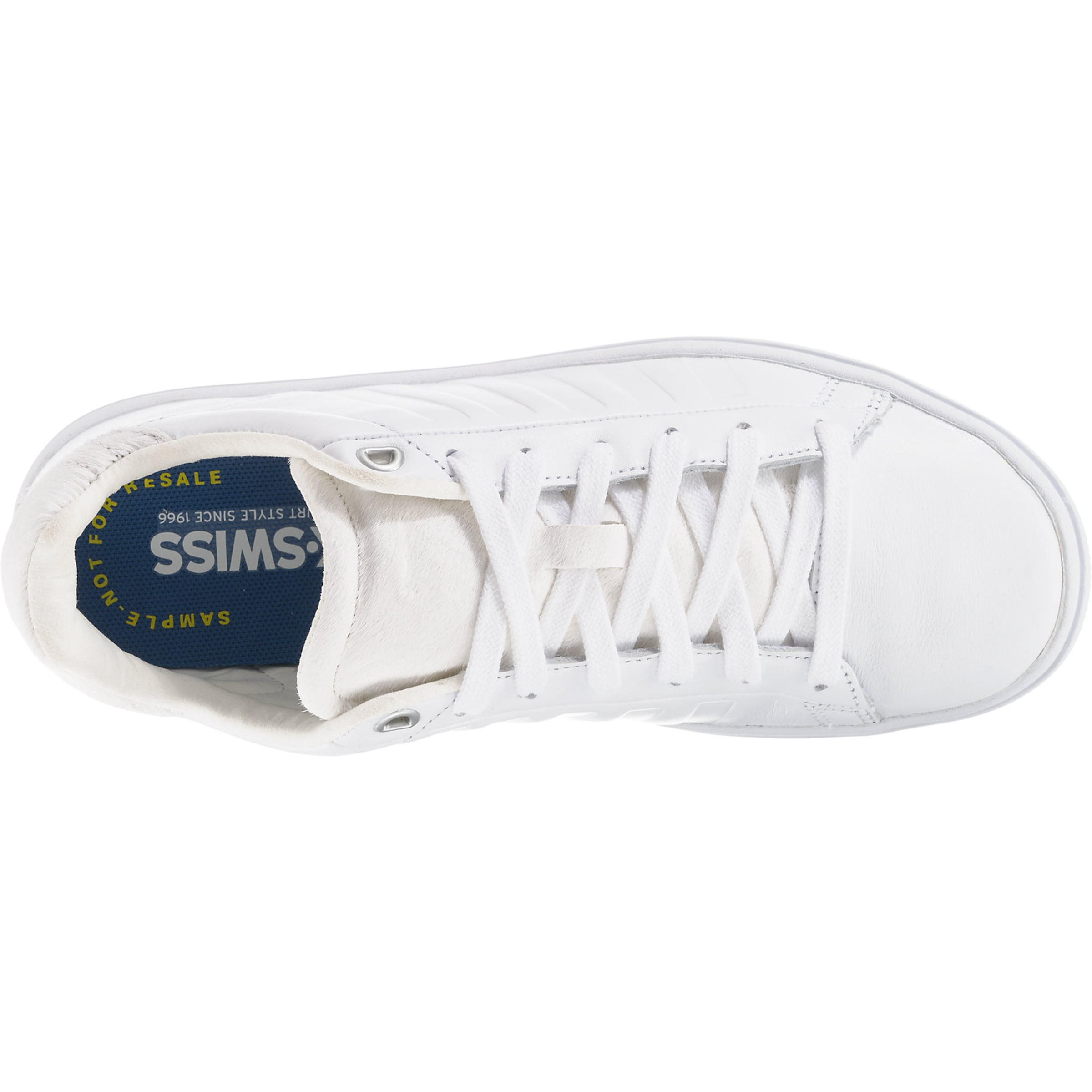 In Weiß K Sneakers swiss Low 'court Frasco' XikZuPwTOl