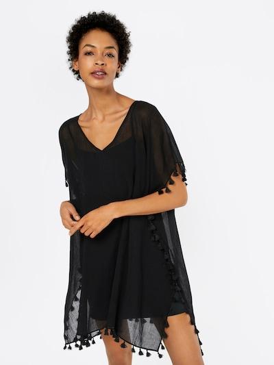 Seafolly Letní šaty 'Amnesia' - černá, Model/ka