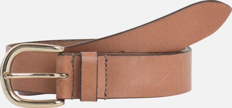 PIECES Leder-Jeans-Gürtel