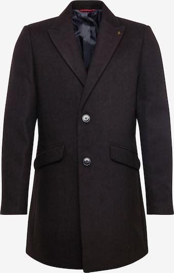 BURTON MENSWEAR LONDON Manteau mi-saison 'faux crombie all' en noir, Vue avec produit