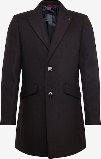 fekete BURTON MENSWEAR LONDON Átmeneti kabátok 'faux crombie all', Termék nézet