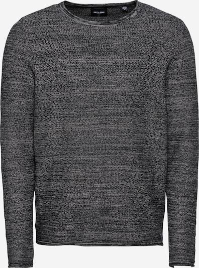 Only & Sons Pullover in schwarzmeliert, Produktansicht