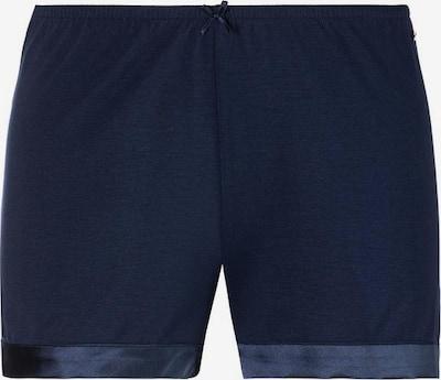 LASCANA Pantalon de pyjama en bleu nuit, Vue avec produit
