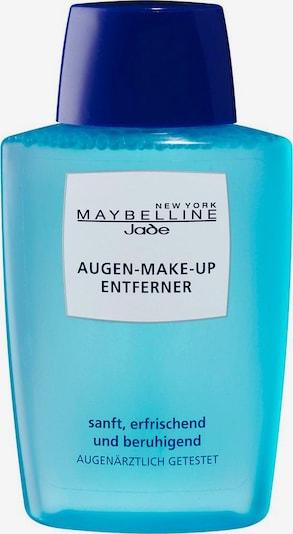 MAYBELLINE New York Augen-Make-Up Entferner in blau / weiß, Produktansicht