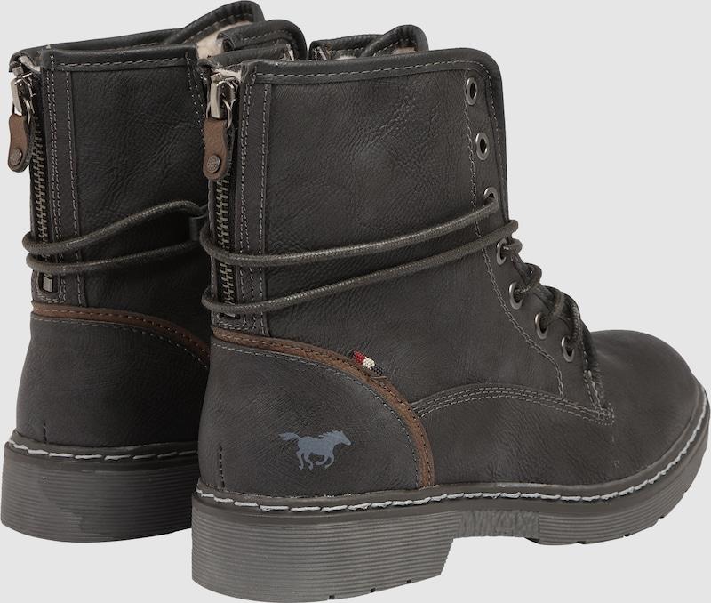 MUSTANG Schnürstiefel Qualität Verschleißfeste billige Schuhe Hohe Qualität Schnürstiefel afb785