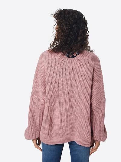 ABOUT YOU Pullover 'Svea' in rosé: Rückansicht