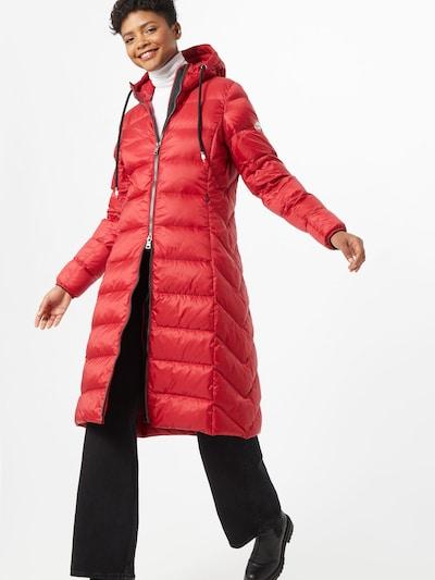 No. 1 Como Mantel 'Ida' in rot, Modelansicht