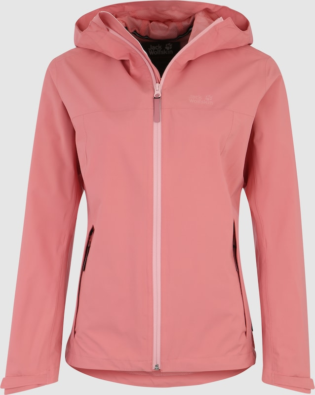 JACK WOLFSKIN Jacke in rosé  Mode neue Kleidung