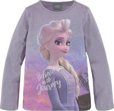 Disney Frozen Langarmshirt in flieder / mischfarben, Produktansicht