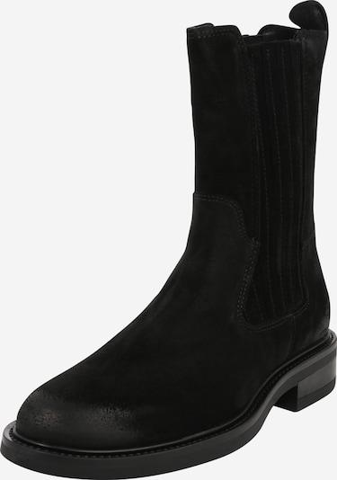 Cizme BRONX pe negru, Vizualizare produs