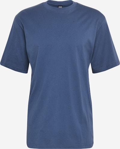 Urban Classics Shirt 'Tall Tee' in blau, Produktansicht