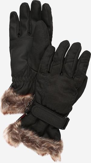 ZIENER Skihandschuh 'Kim' in schwarz, Produktansicht